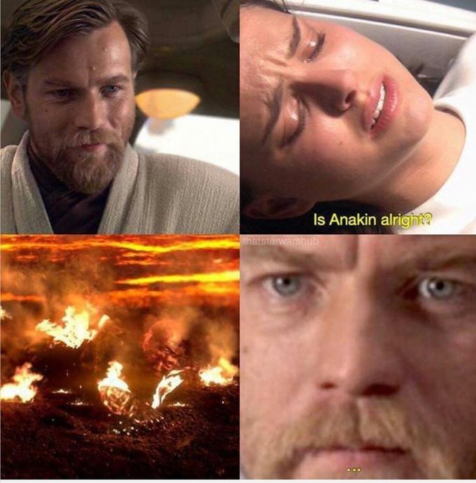 obi wan cannot be
