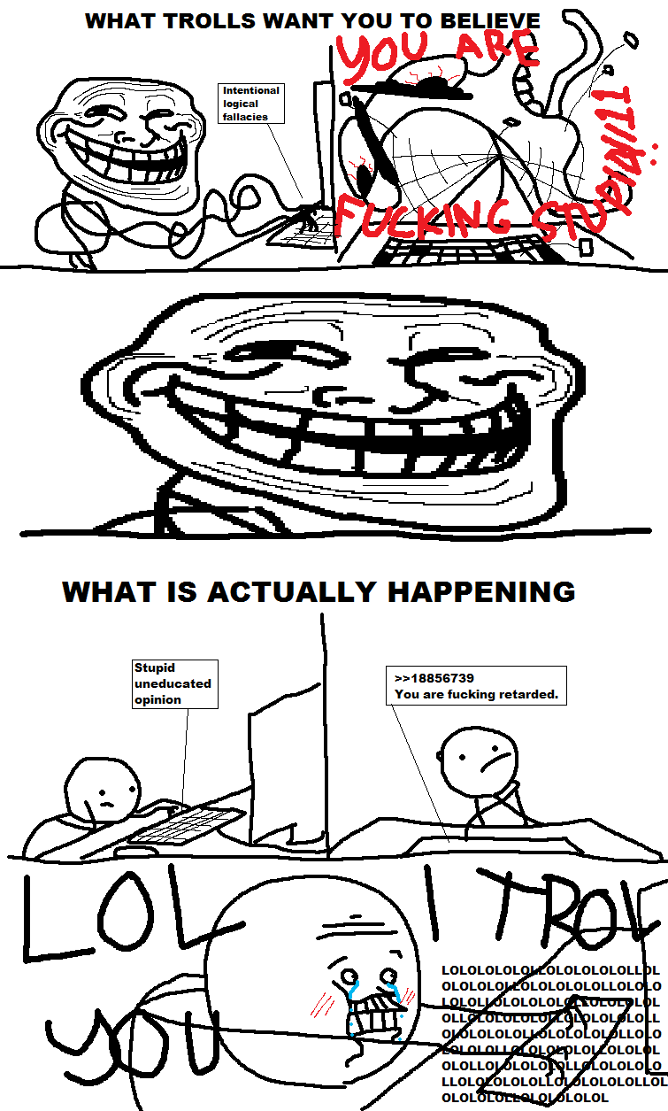 [Image - 1072] | Trollface / Coolface / Problem? | Know ...