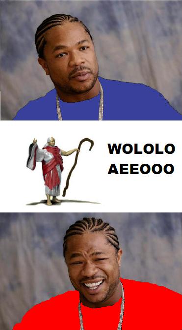Les conneries d'internet V2 - Page 2 Wololo