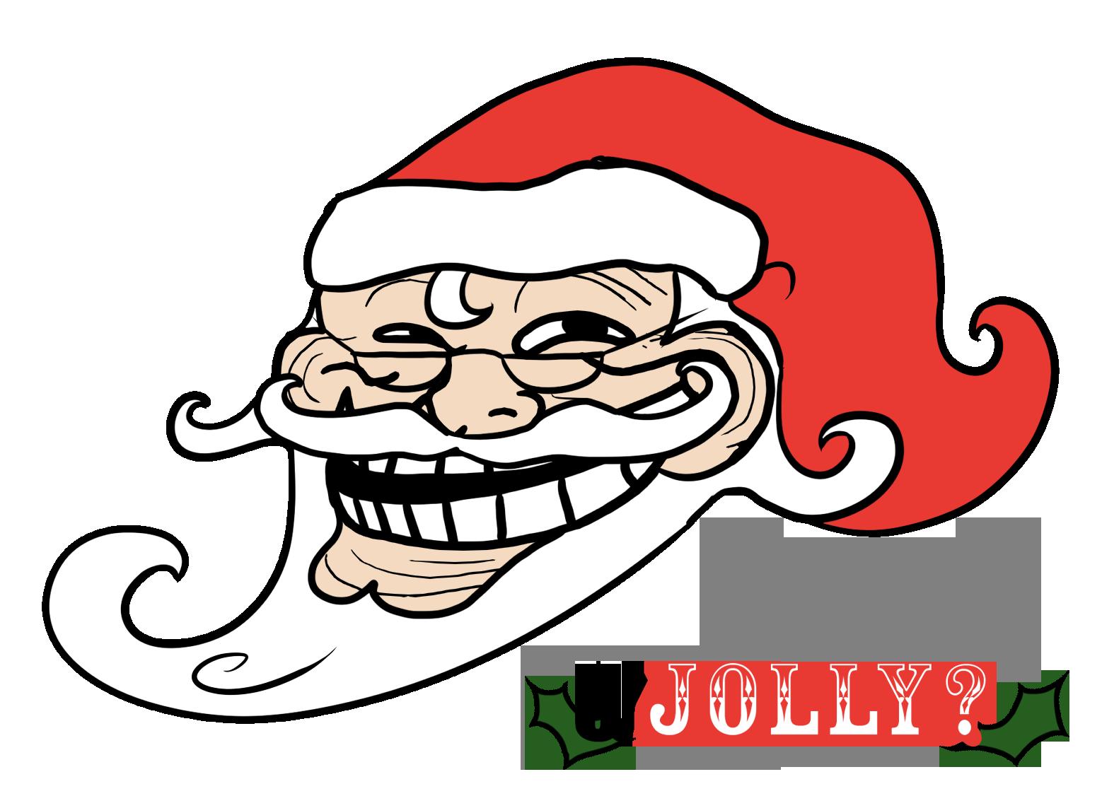 Christmas Troll Face Memes