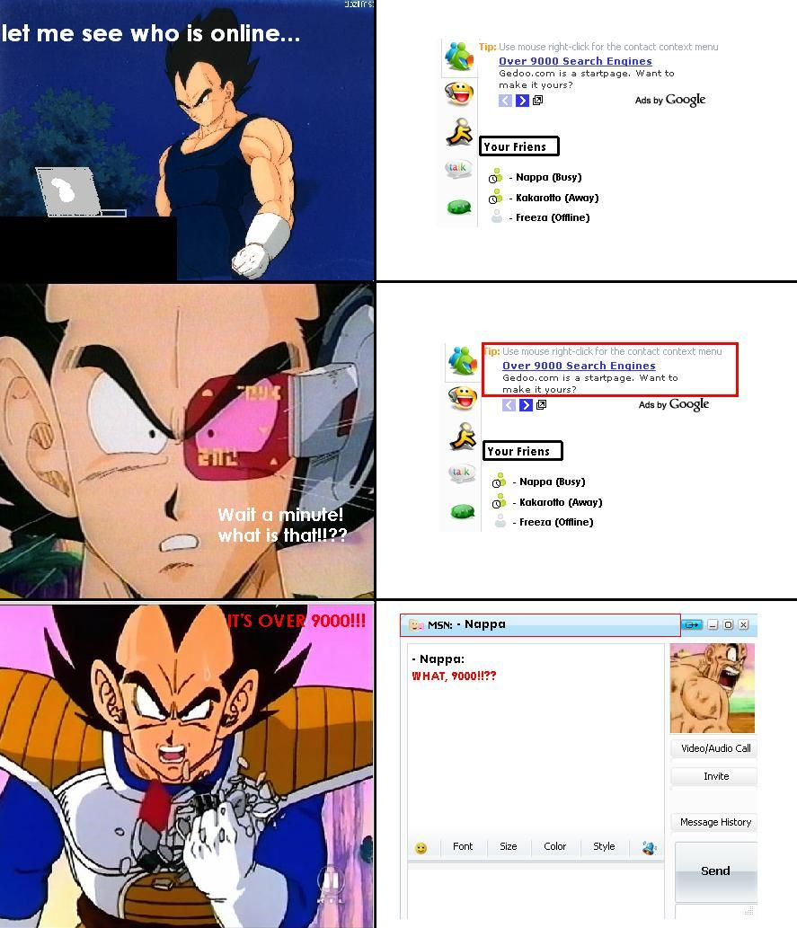 [Image - 112912] | It's Over 9000! | Know Your Meme