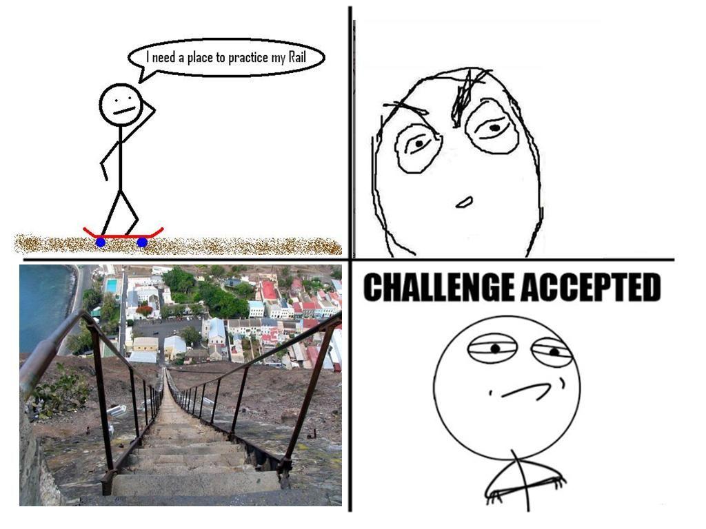meme faces challenge accepted - photo #18