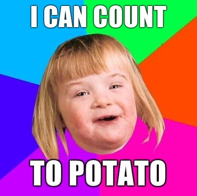 [Image - 128749] | I Can Count to Potato | Know Your Meme