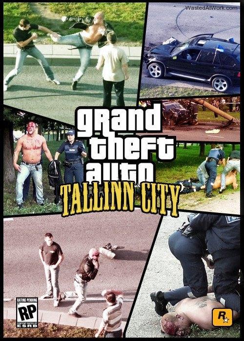 Image - 163538 | Grand Theft Auto Cover Parodies | Know ...