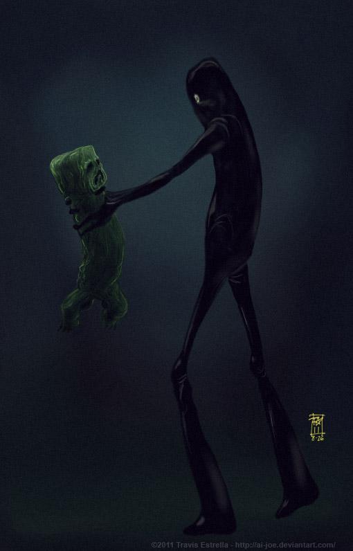 Image 176308 enderman know your meme - Minecraft zombie vs creeper ...