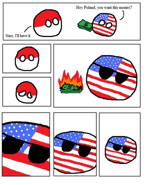 Usa flag face fuck and facial