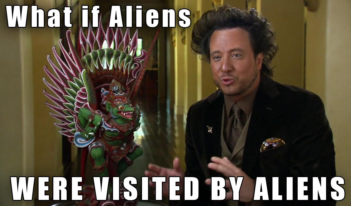 essays on aliens