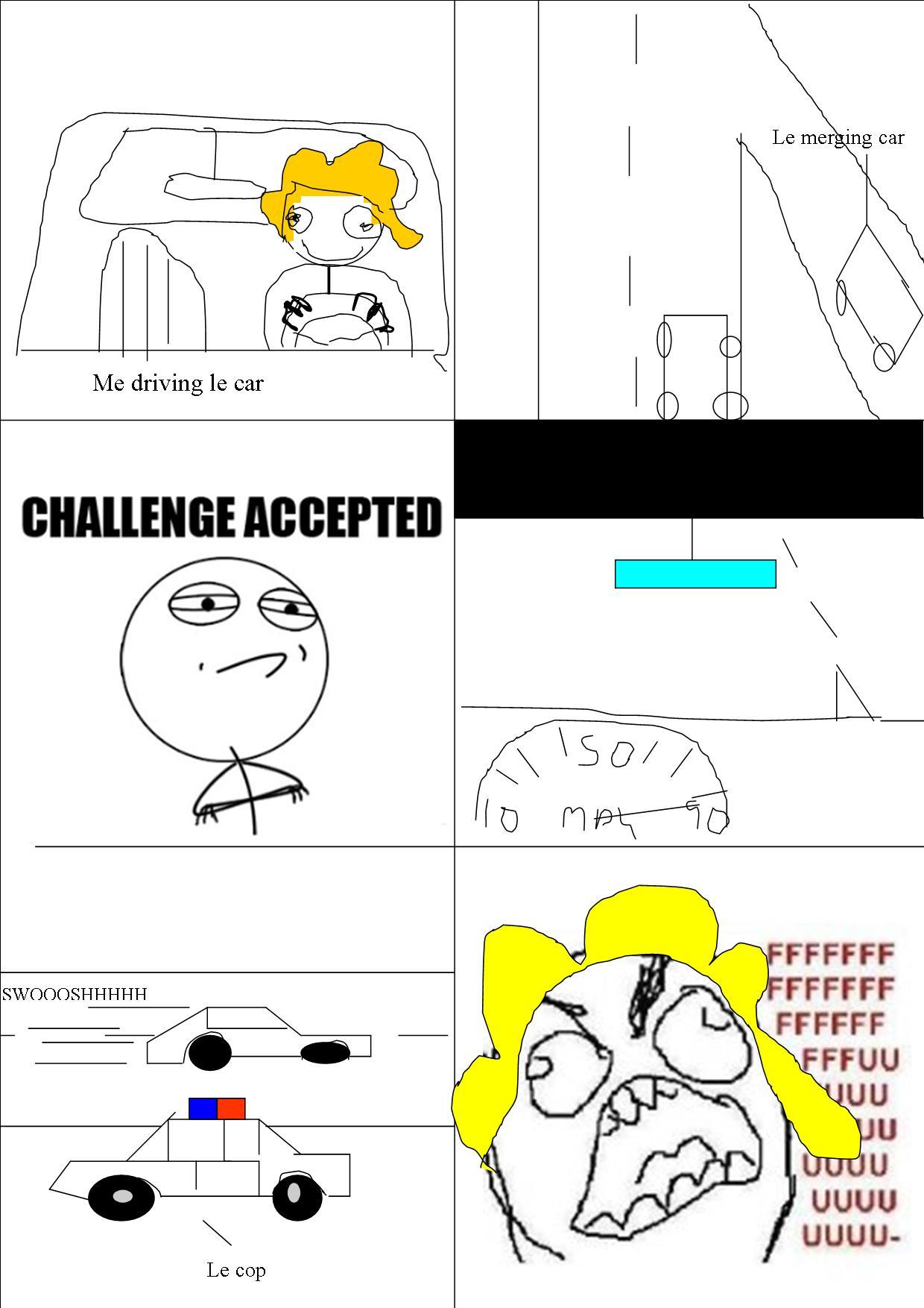 meme faces challenge accepted - photo #24