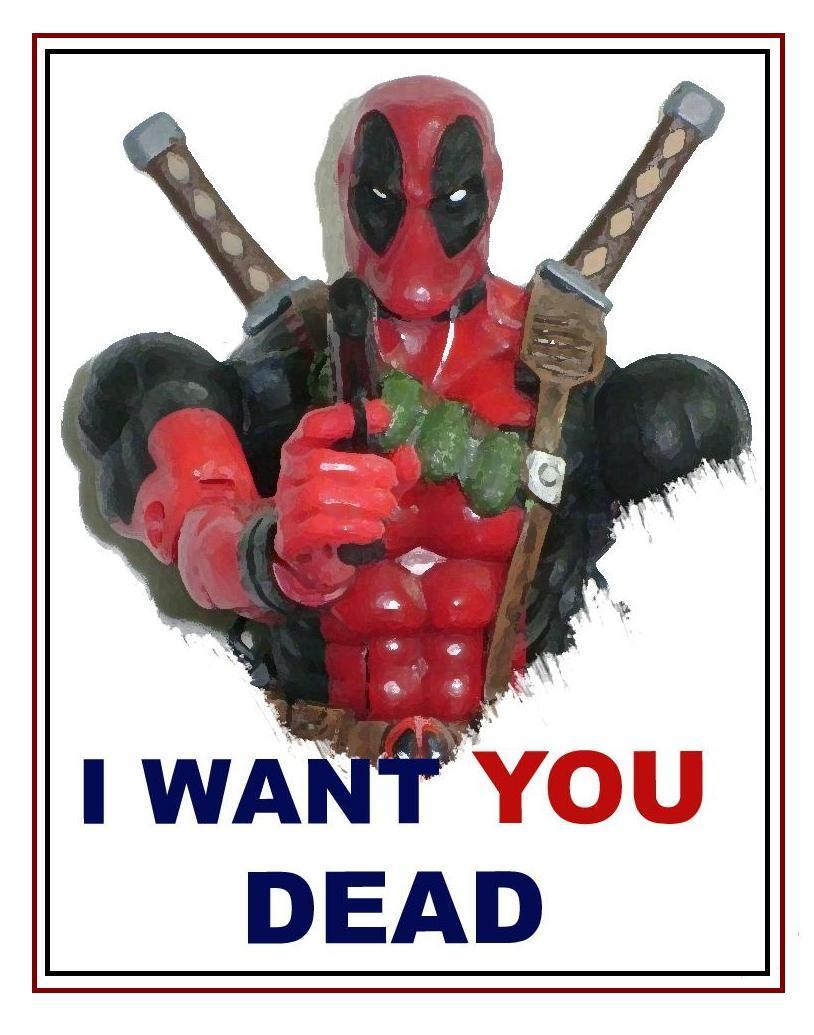 deadpool common sense meme - photo #25