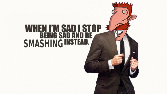 Nigel Thornberry Meme Blargh [Image - 241720] | Nig...