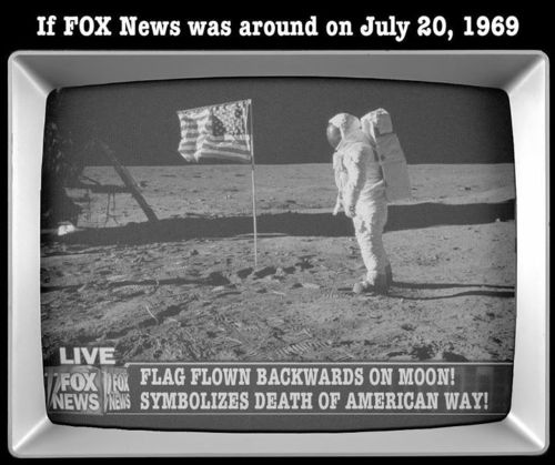 [Image - 260931] | If Fox News Was Around In... | Know ...