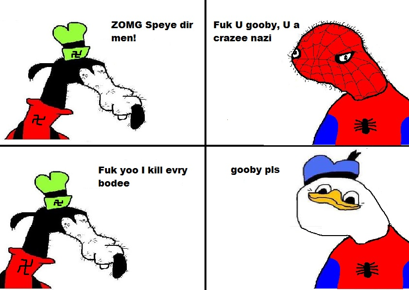 Dolan duck spiderman - photo#3
