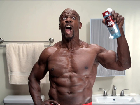 old spice commercial actor