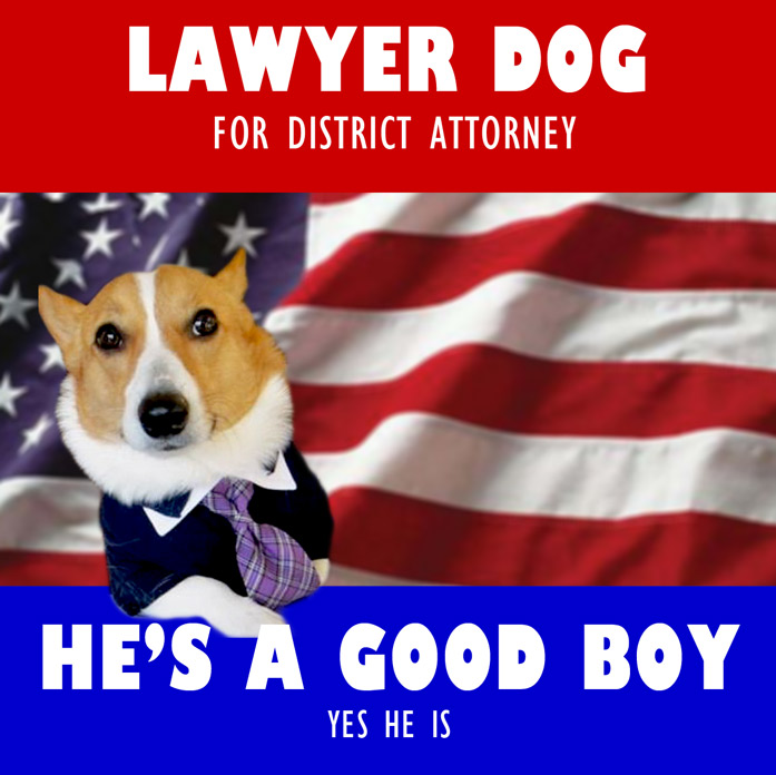 [Image - 287421]   Lawyer Dog   Know Your Meme
