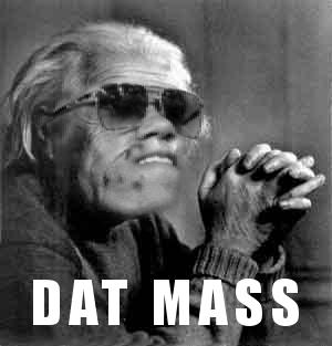 Dat Mass | 'Dat Ass | Know Your Meme