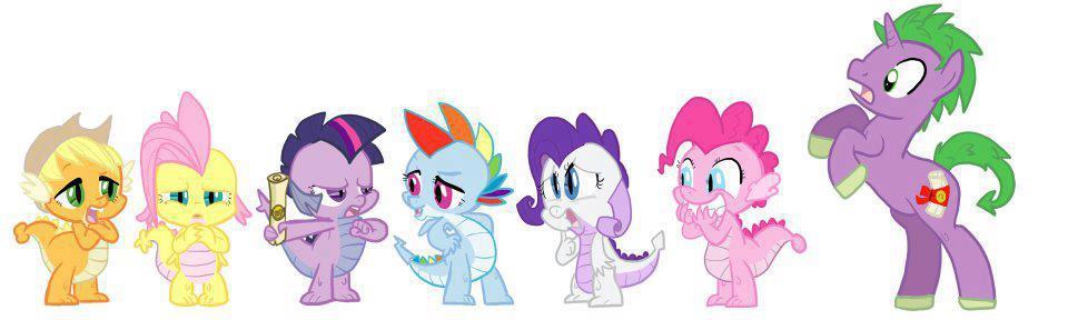 my little spike | My Little Pony: Friendship is Magic ...