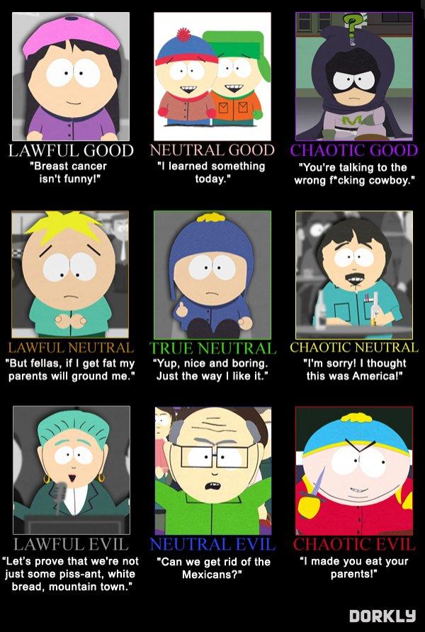 South Park Cat Meme