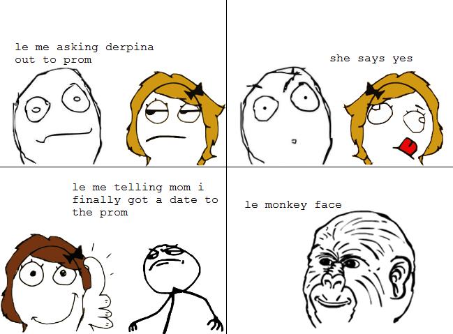dating game parody