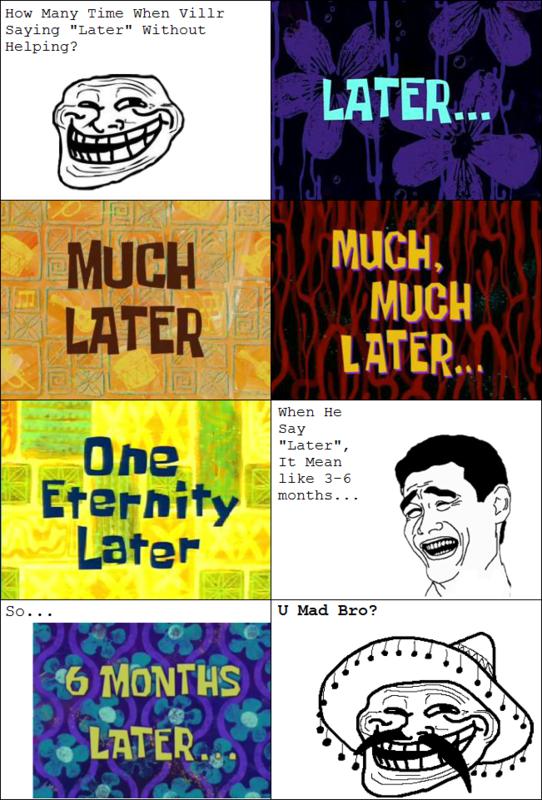 Image 316714 Spongebob Time Cards Know Your Meme