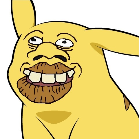 [Image - 382273] | Give Pikachu a Face | Know Your Meme