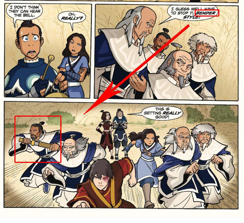 Avatar: The Last Airbender / The Legend of Korra | b50.jpg