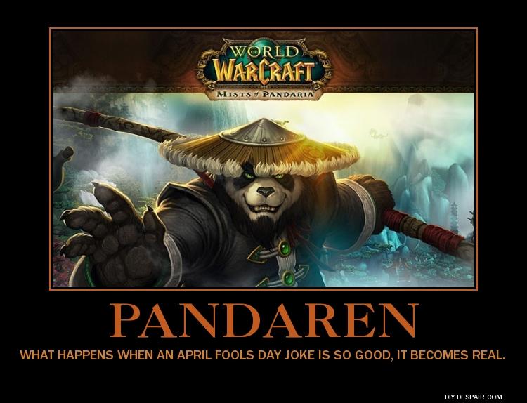 Pandaren | World of Warcraft | Know Your Meme