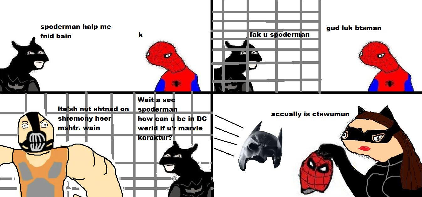Dolan Meme Spiderman