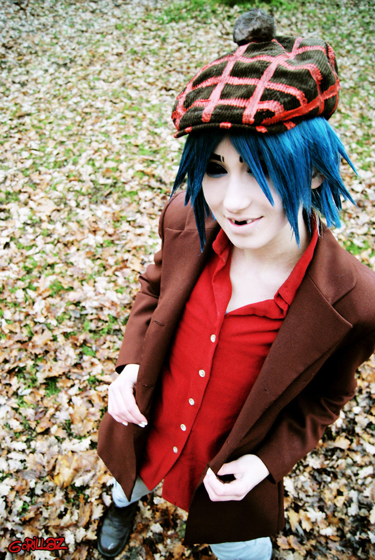 gorillaz 2d cosplay cosplay know your meme
