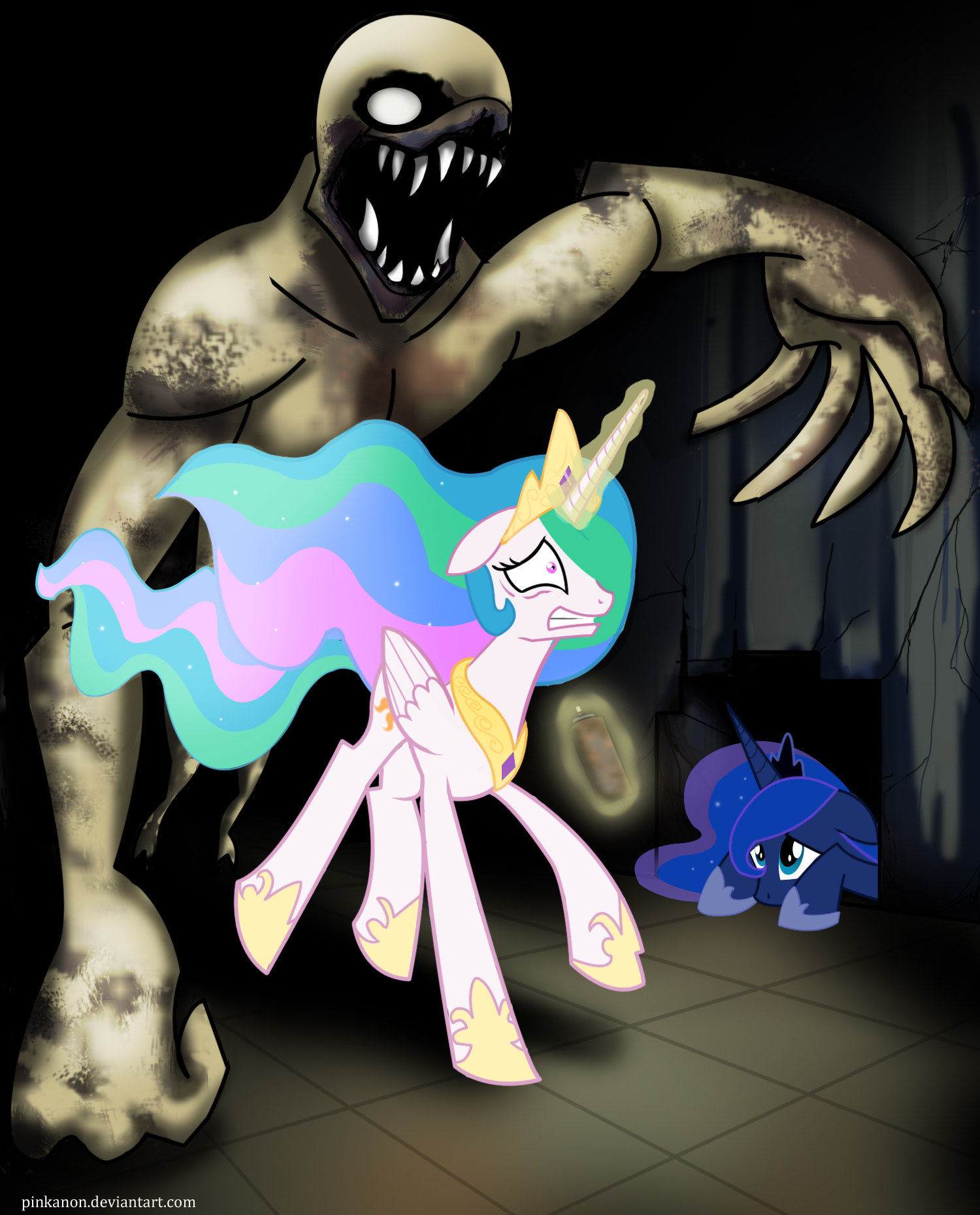 Two Best Sisters Play Erie My Little Pony Friendship