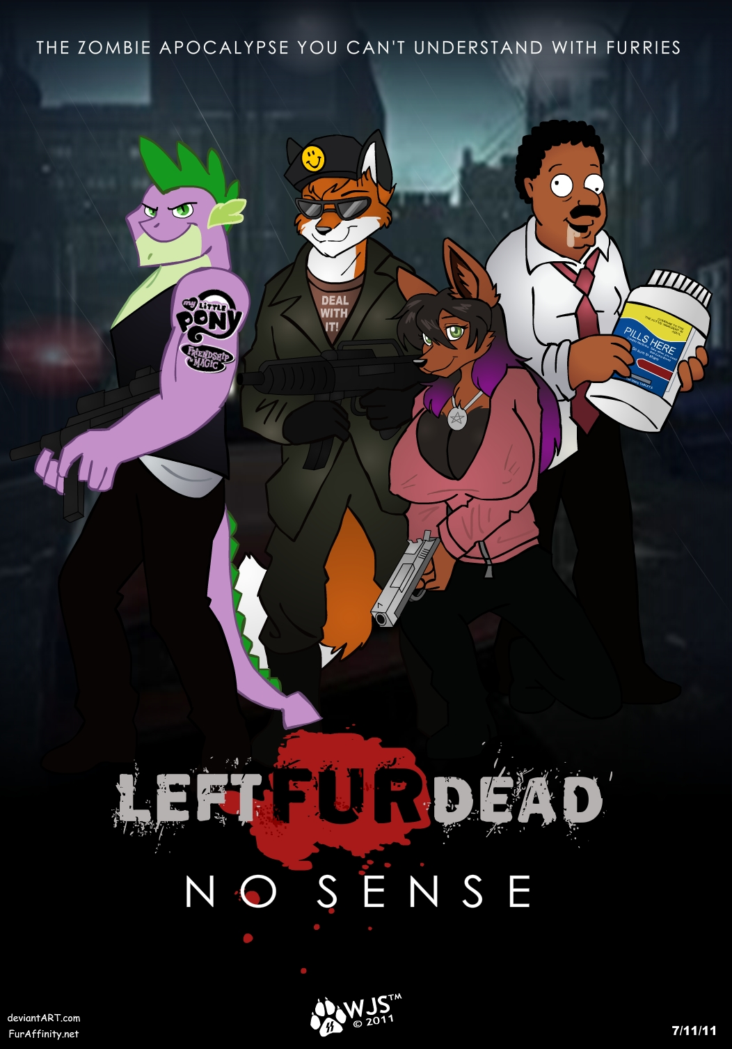 Left Fur Dead My Little Pony Friendship Is Magic Know