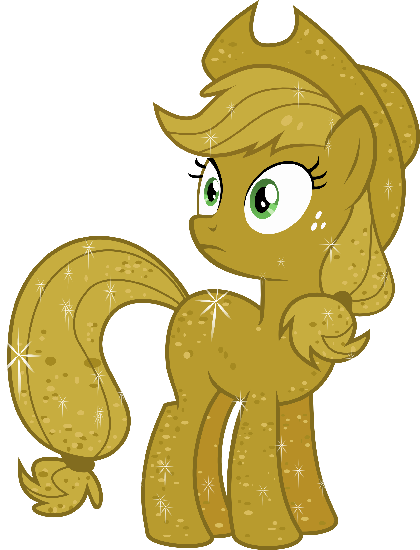 Golden Pony