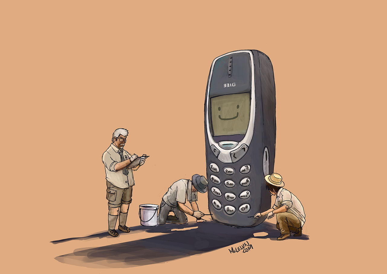 Image - 505096 Indestructible Nokia 3310 Know Your Meme