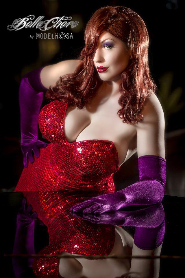 Jessica Rabbit Cosplay | Cosplay | Know Your Meme