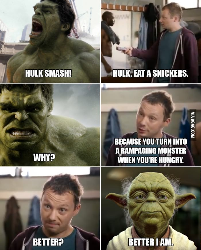 """Snickers """"Hungry?"""" Commercials 