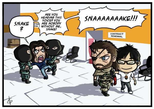 Well This Packs A Few Feels Metal Gear Know Your Meme