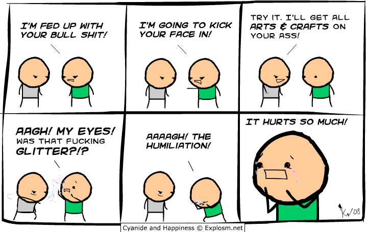 Cyanide & Happiness - Official Site