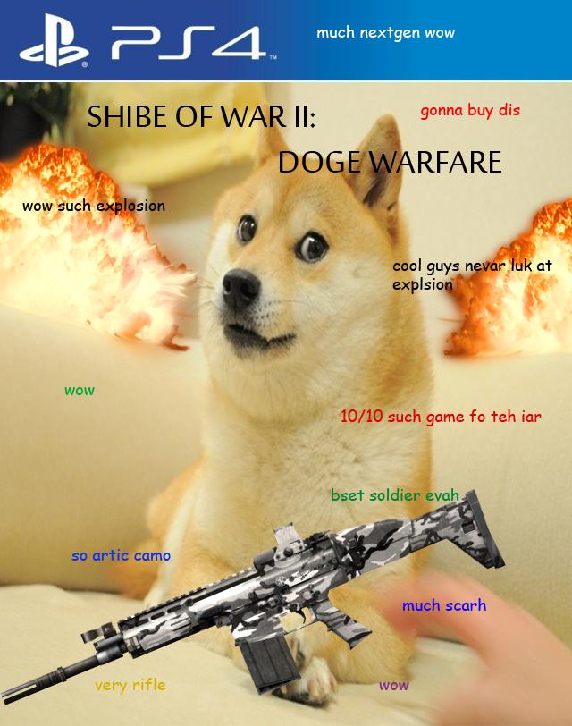 Doge shibe original - photo#18