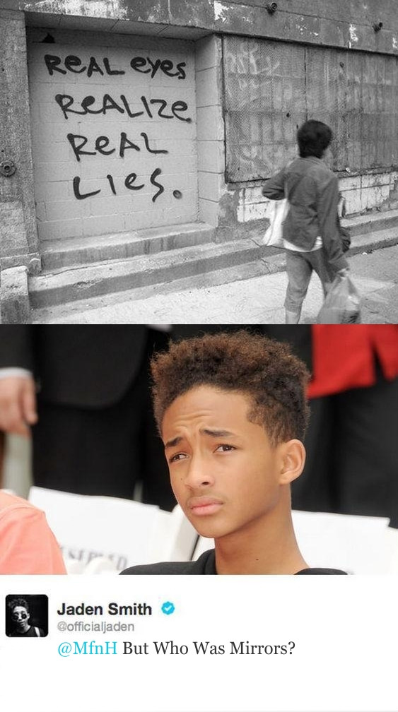 [Image - 649093] | Jaden Smith | Know Your Meme