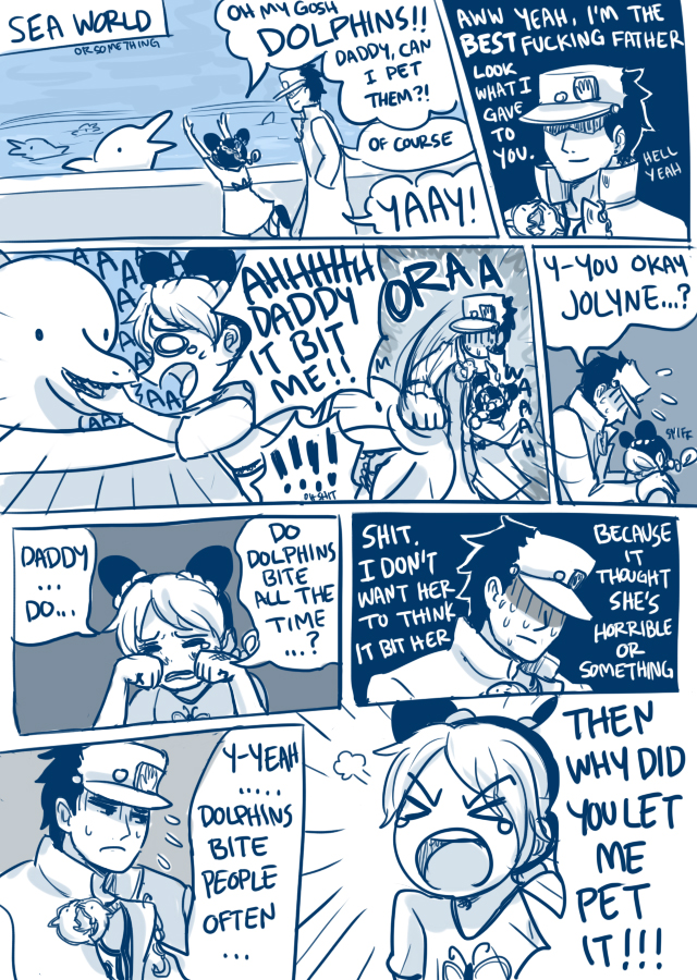 [Image - 664924]   JoJo's Bizarre Adventure   Know Your Meme