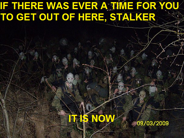 Image - 665635] | Get Out Of Here, Stalker | Know Your Meme
