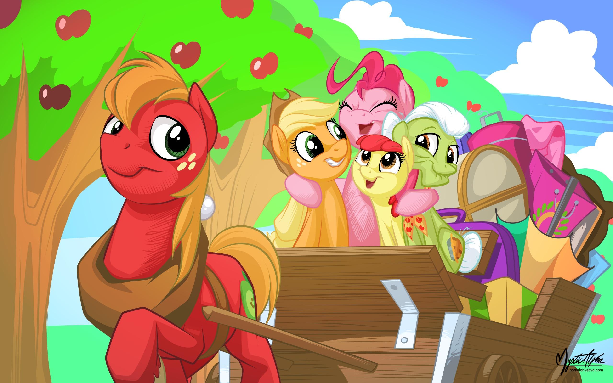 Apple Pie | My Little Pony: Friendship is Magic | Know