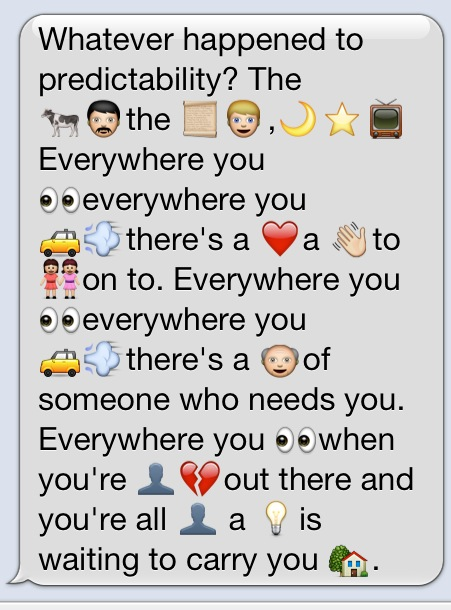 I Love You Quotes With Emojis : BAE Quotes with Emojis