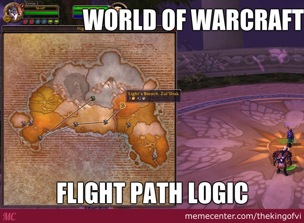 The Ridiculous Flight Paths And How To Fix World Of Warcraft Forums