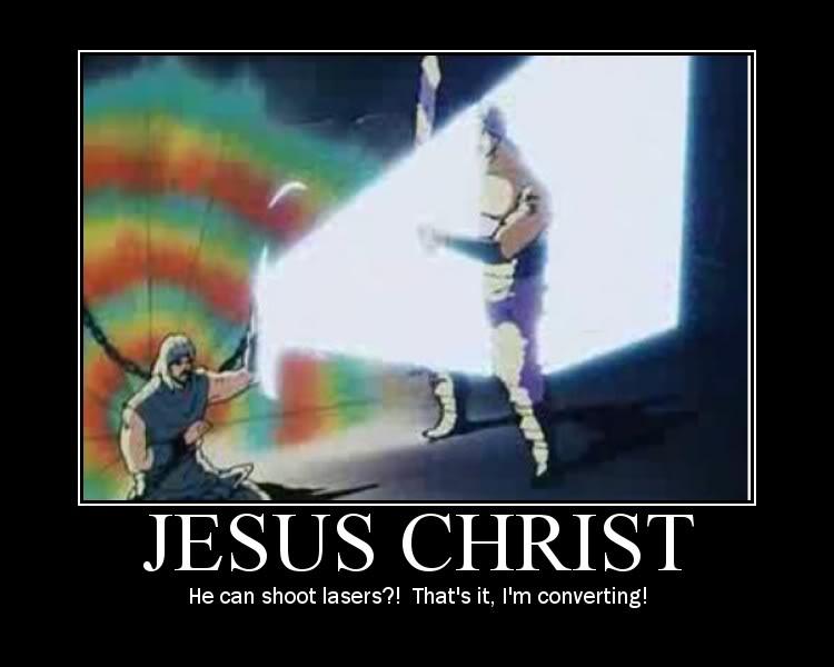 jesus beams demotivational posters know your meme