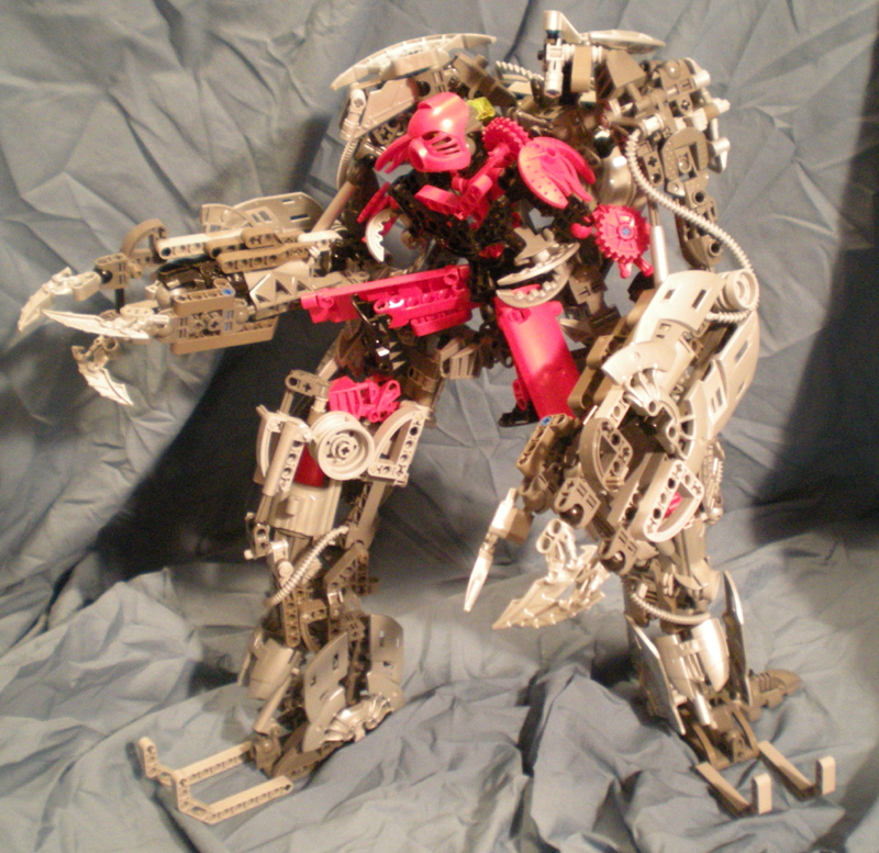 Exo Toa 20 Bionicle Know Your Meme