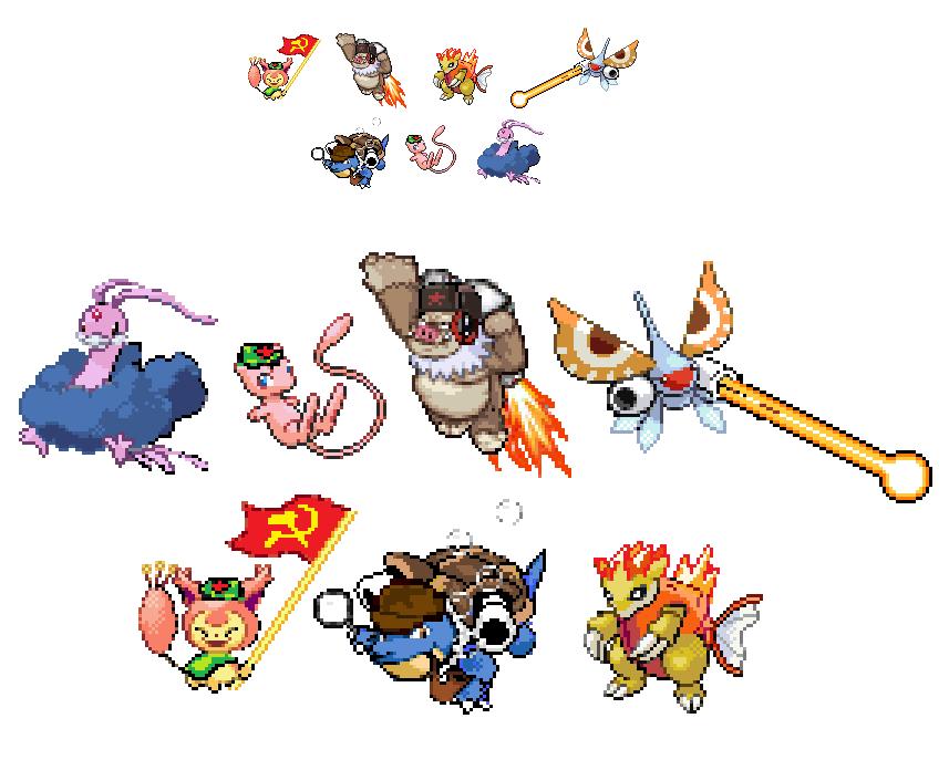Twitch Plays Pokemon Team