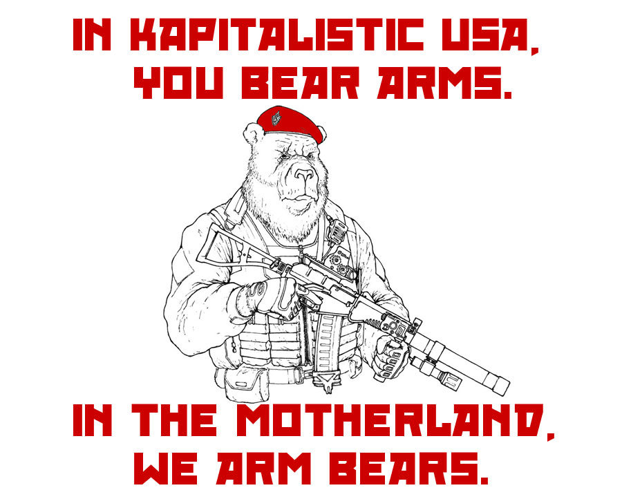 Image 751180 Soviet Bear Know Your Meme