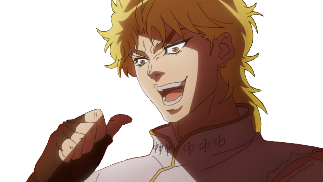 [Image - 754598] | It Was Me, Dio! | Know Your Meme