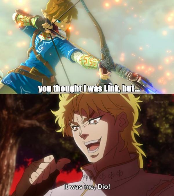 [Image - 772990] | It Was Me, Dio! | Know Your Meme