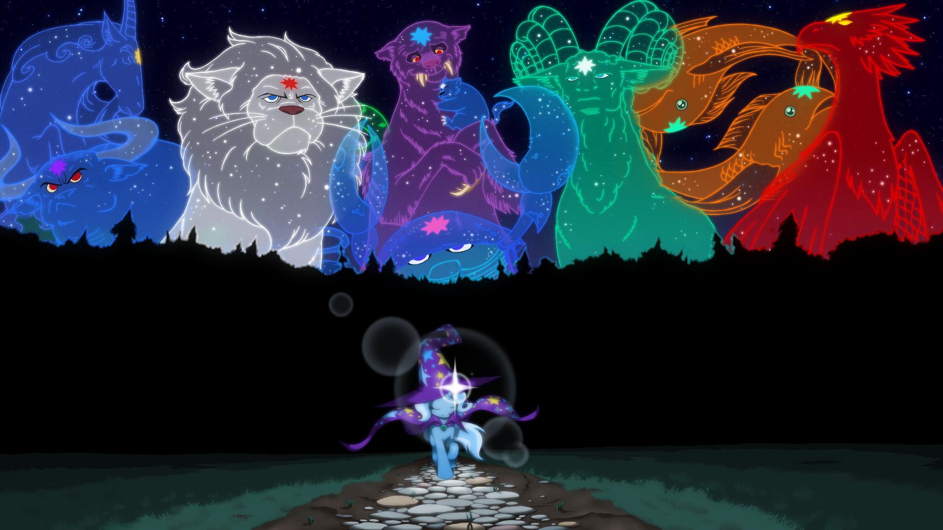 Ursa Major Mlp Creatures of the stars...